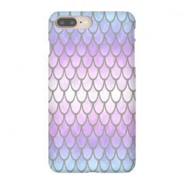 Pretty Mermaid Scales 02 by Angelika Parker