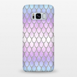 Galaxy S8+  Pretty Mermaid Scales 02 by Angelika Parker