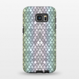 Galaxy S7 EDGE  New Mermaid Scales  by Angelika Parker