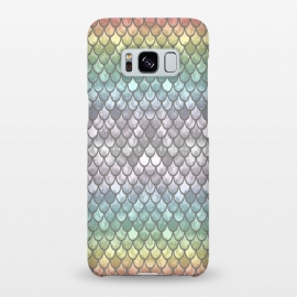 Galaxy S8+  Pretty Mermaid Scales 11 by Angelika Parker