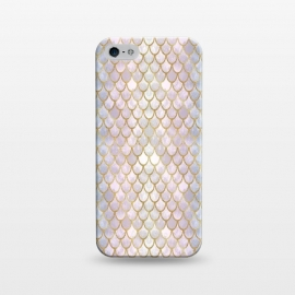 iPhone 5/5E/5s  Pretty Mermaid Scales 22 by Angelika Parker