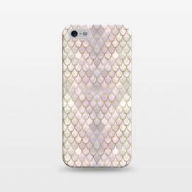 iPhone 5/5E/5s  Pretty Mermaid Scales 40 by Angelika Parker