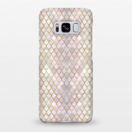 Galaxy S8+  Pretty Mermaid Scales 40 by Angelika Parker