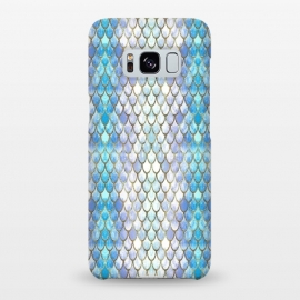 Galaxy S8+  Pretty Mermaid Scales 41 by Angelika Parker