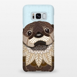 Galaxy S8+  Otterly Cute by Angelika Parker