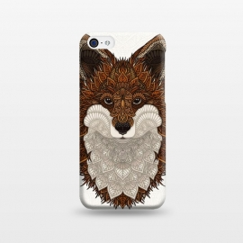iPhone 5C  Red Fox by Angelika Parker