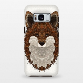 Galaxy S8+  Red Fox by Angelika Parker