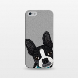 iPhone 5/5E/5s  Bow Tie Boston by Angelika Parker