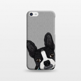 iPhone 5C  Bow Tie Boston by Angelika Parker