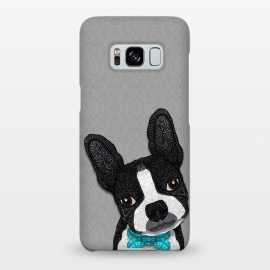 Galaxy S8+  Bow Tie Boston by Angelika Parker