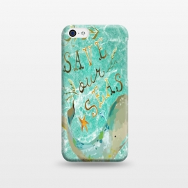 iPhone 5C  Save our Seas by Joanna Vog