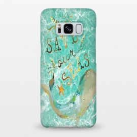 Galaxy S8+  Save our Seas by Joanna Vog