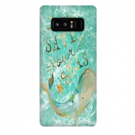 Galaxy Note 8  Save our Seas by