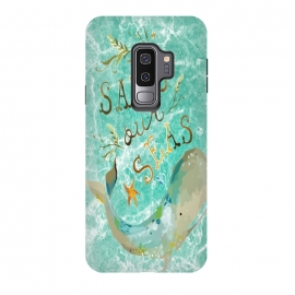 Galaxy S9+  Save our Seas by Joanna Vog