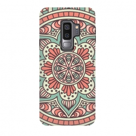 Galaxy S9 plus  Geometric Multicolor Motifs by  (Geometric, motifs, Background, triangle, nature, vintage, must have, fashion, square, style, autumn, Multicolor, spring, summer, pattern, rhombus, excellent, home-decor, symetric, Pattern, beautiful, cool, mugs, photographic prints, samsung galaxy cases skins, scarves, spiral notebooks, stickers, st)
