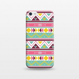 Geometric Multicolor Motifs 3 by Bledi