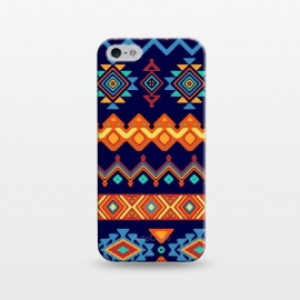 iPhone 5/5E/5s  Geometric Multicolor Motifs 4 by Bledi