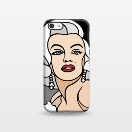 iPhone 5C  Marilyn by Majoih