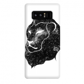 Galaxy Note 8  Leo by ECMazur