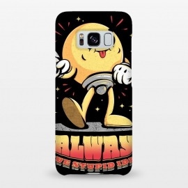 Galaxy S8+  Stupid ideas by Ilustrata (lamp, ideas, stories, crazy, design, funny, cute, youcan, motivational, funnytshirt, pen, creativeblock)