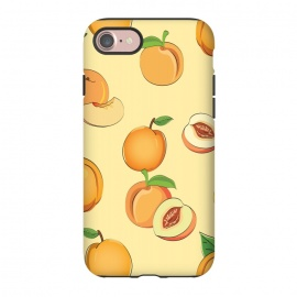iPhone 8/7  Peach Pattern by Bledi