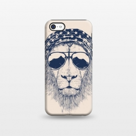 iPhone 5C  Wild lion by Balazs Solti