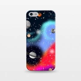 iPhone 5/5E/5s  Cosmic world by MUKTA LATA BARUA
