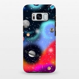 Galaxy S8 plus  Cosmic world by