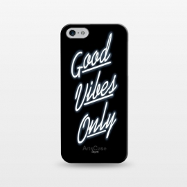 iPhone 5/5E/5s  Good Vibes Only by