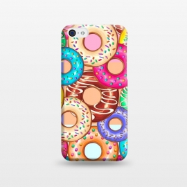 iPhone 5C  Donuts Punchy Pastel flavours by BluedarkArt
