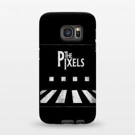 Galaxy S7  the pixels by jackson duarte