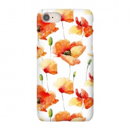 iPhone 8/7  Poppies Forever by Utart