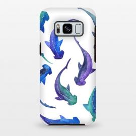 Galaxy S8 plus  Hammerhead Shark Print by