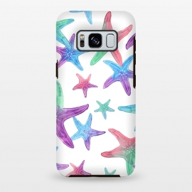 Galaxy S8 plus  Starfish Print by