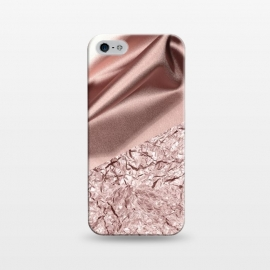 iPhone 5/5E/5s  Rosegold Deluxe by Andrea Haase