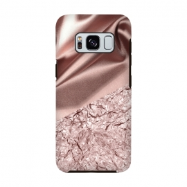Galaxy S8  Rosegold Deluxe by Andrea Haase