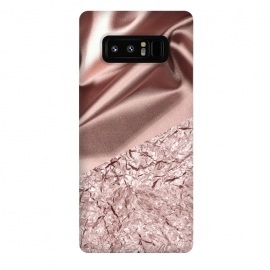 Galaxy Note 8  Rosegold Deluxe by Andrea Haase