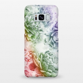 Galaxy S8+  Soft Flowers by Creativeaxle