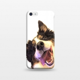 iPhone 5C  Happy Dog by Alemi