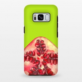 Galaxy S8+  Pomegranate Tropical Fruit by Alemi