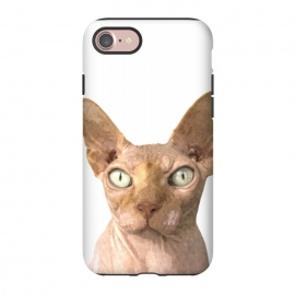 iPhone 8/7  Sphynx Cat Portrait by Alemi