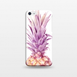 iPhone 5C  Violet Pineapple by Alemi