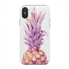 Violet Pineapple by Alemi