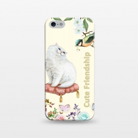 iPhone 5/5E/5s  Cute Friendship by