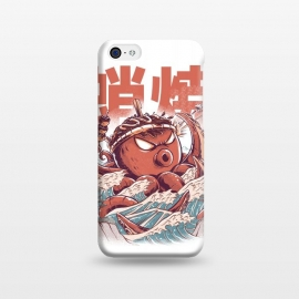 iPhone 5C  Takoyaki Attack by Ilustrata