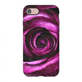 iPhone 8/7  Purple Rose by Alemi