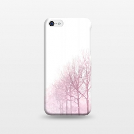 iPhone 5C  Pink Trees by Alemi