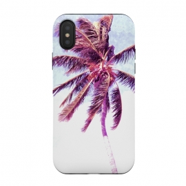 iPhone Xs / X  Palm Tree Tropical Illustration by
