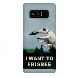 Galaxy Note 8  I want to freesbie by jackson duarte