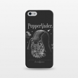 iPhone 5/5E/5s  Pupper Vader by jackson duarte